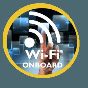 Cerclage WiFi Onboard